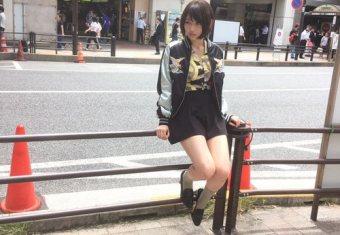 BUBKA9月号志田愛佳のオフショット3