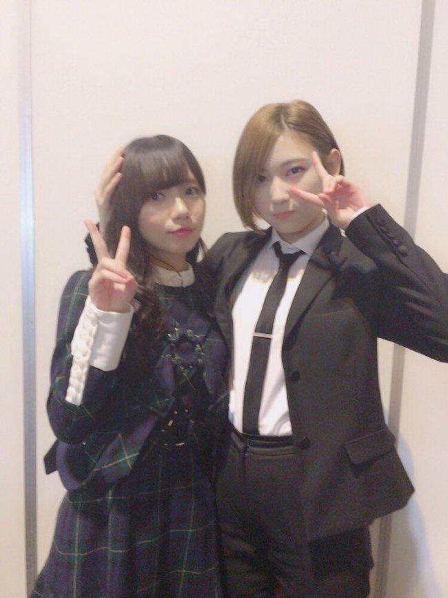 【欅坂46】志田愛佳が齋藤京子との2ショットが公開!まるでホストと女の子みたいだなwww