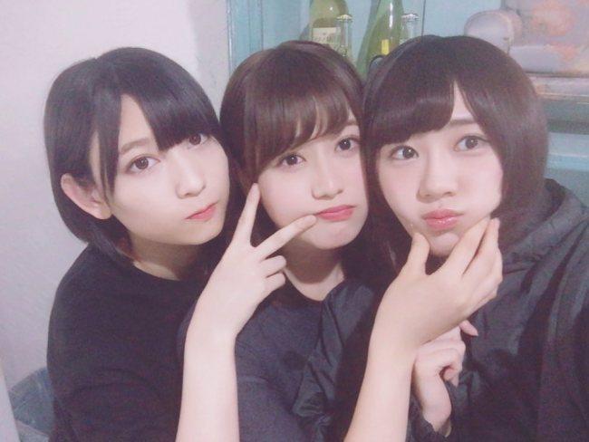 志田、守屋、長沢