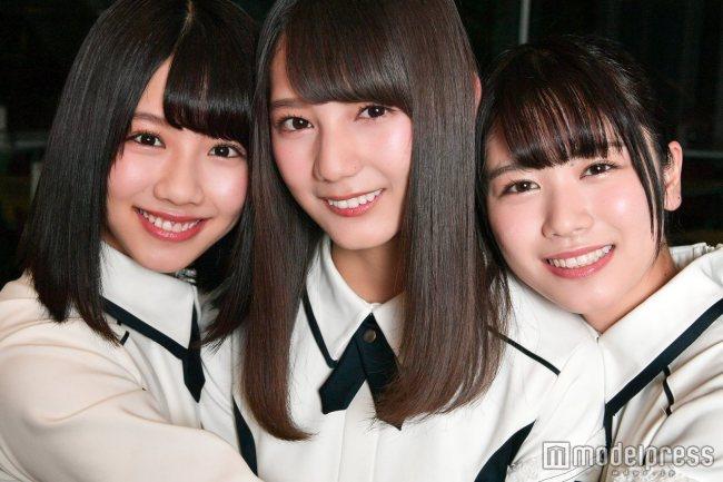 小坂菜緒、丹生明里、渡邉美穂、チーム三姉妹のインタビューがモデルプレスにて掲載