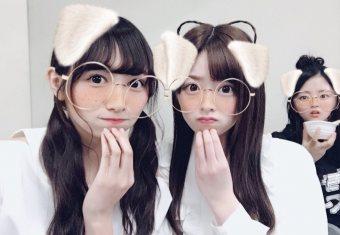 渡辺梨加、齋藤冬優花、鈴本美愉
