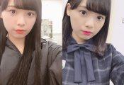 【欅坂46】濱岸ひより、バッサリと髪を切ってイメチェンした姿が可愛すぎる件