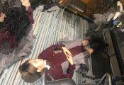 鈴本美愉がまた床で眠っているところを齋藤冬優花が激写wwww