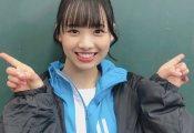 濱岸ひよりが着ている水色のジャージが、日向坂46ジャージではないかと話題に!