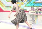 平手友梨奈さん、脚が細くて綺麗だと話題を集めるww