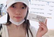 齊藤京子『乃木坂46 Artworks だいたいぜんぶ展』すっぴんで楽しむ