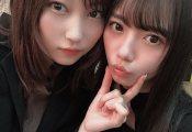 元欅坂46 志田愛佳のインスタに齊藤京子が登場!