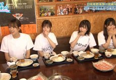 潮紗理菜、東村芽依がキャベツを残してる件wwww【日向坂で会いましょう】