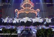 【朗報】欅坂46、ベストヒット歌謡祭にてカップリング曲を披露