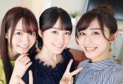 乃木坂→かわいい女子大生、欅→陰キャの思春期、日向→仲良い女子校