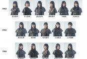 【朗報】欅坂46、1年ぶり新曲のフォーメーション決まる