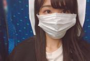 【欅坂46】原田葵の顔のサイズが強調された写真。この小ささはヤバ過ぎるだろ…