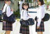 【超絶朗報】山崎天・森田ひかる・井上梨名ちゃんの制服姿が完璧だと話題に!