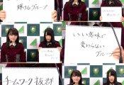 【櫻坂46】「一人一人が輝けるグループ」「いい意味で変わらないグループ」←コレ