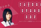 【櫻坂46】センター発表時の森田ひかるちゃんwwwwwwww