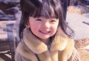 【画像】幼少期の藤吉夏鈴ちゃんwwwwwマジでこの頃からカワイイんだな....