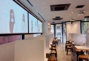 【画像】櫻カフェの店内の様子が完全にあのラーメンをリスペクトしててアレだわwwwwwwwwww