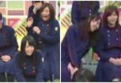 【欅坂46】小林由依って志田愛佳がくると避けるけど、渡邉理佐には甘えるよなwww