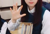 【欅坂46】誕生日にもらったポップコーンを食べる長沢菜々香の姿がメンバー達のブログに大量発生。なーこらしくて可愛いなww