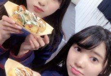 【欅坂46】守屋茜ブログの背景に写り込んだ美しすぎる横顔、この横顔って一体誰なんだろう・・・