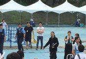 【欅坂46】先ほどTAKAHIRO先生が関係者席へ会場入り、ヲタ達が拍手喝采で迎え入れひと騒動にwww【欅共和国 2017】
