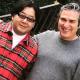 【欅坂46】ロサンゼルスで目撃情報のあった秋元康と平手友梨奈。メキシコのTVプロデューサーのペドロ・ダミアン氏との2ショットをインスタで公開