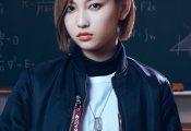 【欅坂46】志田愛佳さん、ついに髪型がモヒカンに・・・・・・・